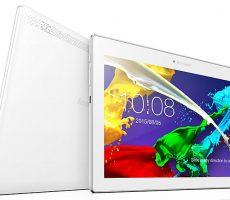 Lenovo Tab 2 A10 Pearl White Hero