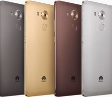 Huawei Mate 8 Colours