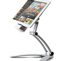 iPad Clamp With Adjustable Arm