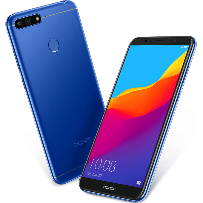 Honor 7A: Ultra Budget Smartphone with Premium Features – Colour My Tech