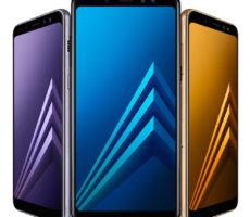 Samsung Galaxy A8 and A8 Plus