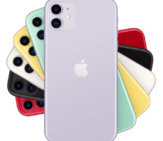 iPhone 11 Colours